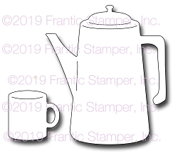 Frantic Stamper Precision Die - Percolator