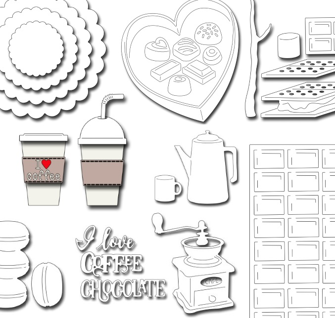June 2019 release - For Chocolate and Coffee Lovers