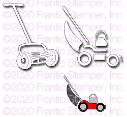Frantic Stamper Precision Die - Push Mowers