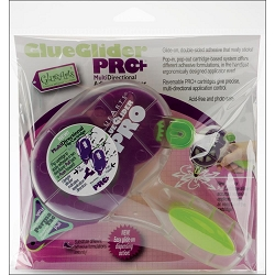 Glue Arts - Crop & Glue - Glue Glider Pro Plus (w/ 40 ft Permatac cartridge)