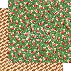 Graphic 45 - Christmas Magic Collection - 12