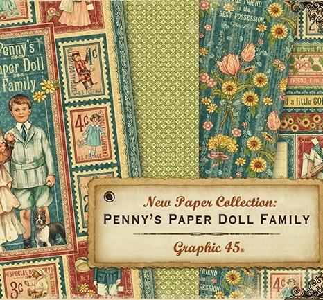 Penny's Paper Doll Family Collection