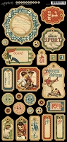 Graphic 45 - Good Ol' Sport Collection - 6