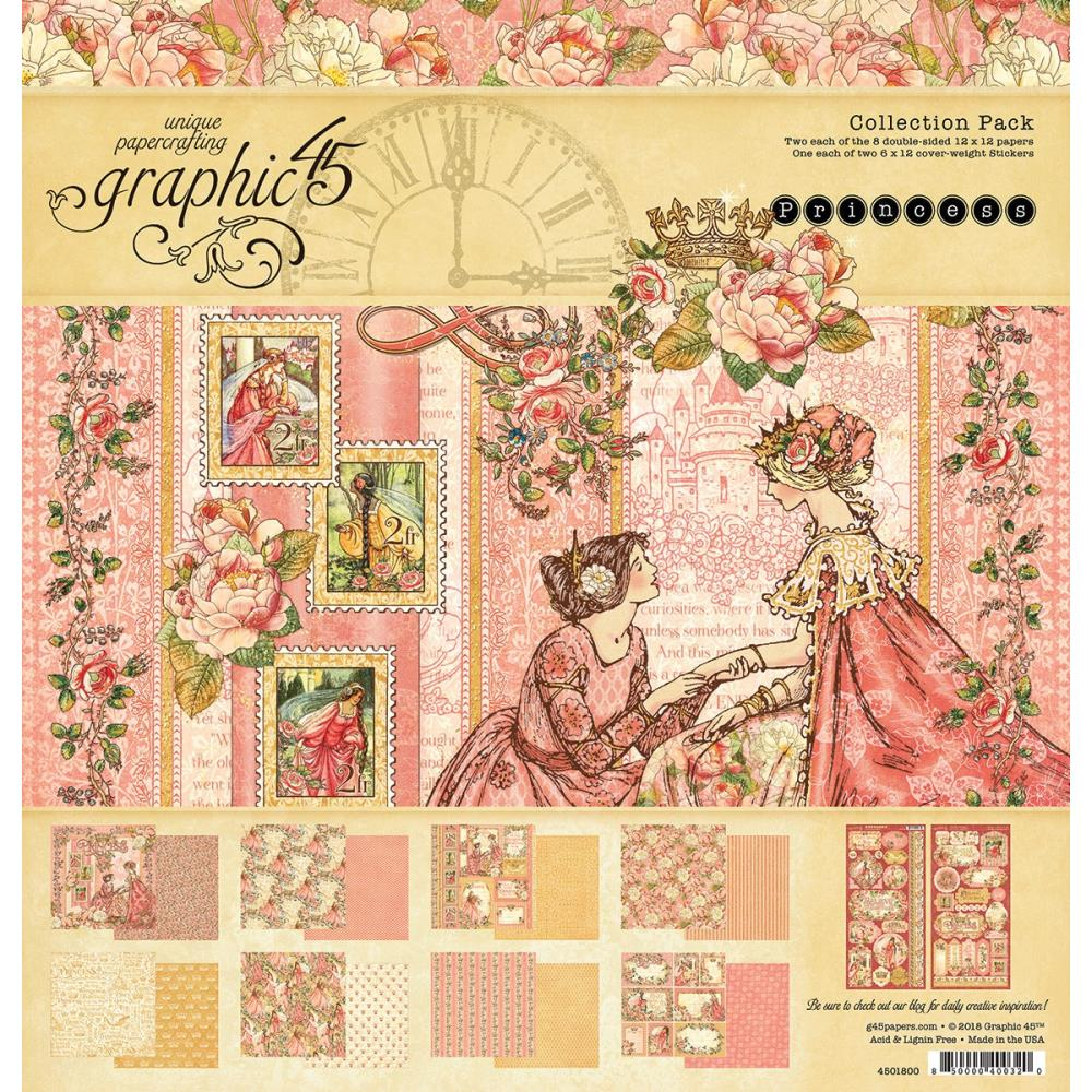 Graphic 45 - Princess Collection