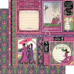 Graphic 45 - Fashion Forward Collection - April 12