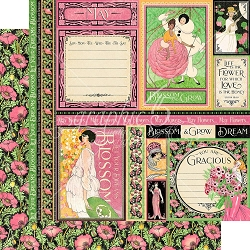 Graphic 45 - Fashion Forward Collection - May 12