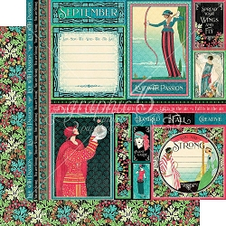 Graphic 45 - Fashion Forward Collection - September 12