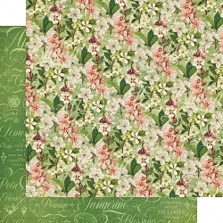 Graphic 45 - Fruit & Flora Collection - Fragrant Blossoms 12