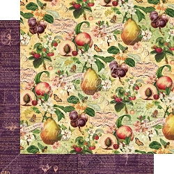 Graphic 45 - Fruit & Flora Collection - Life Is Sweet 12