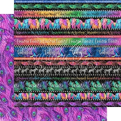 Graphic 45 - Kaleidoscope Collection - Rainbow of Colors 12