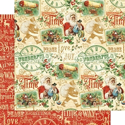 Graphic 45 - Christmas Time Collection - Believe In Magic 12
