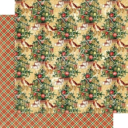 Graphic 45 - Christmas Time Collection - Trim The Tree 12