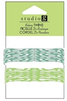 Hampton Arts - Studio G - Bakery Twine - Green