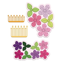 Heartfelt Creations - Cutting Die - Classic Petunia Collection - Small Classic Petunia Die