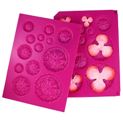 Heartfelt Creations - Flower Shaping Mold - 3D Floral Basics Shaping Mold