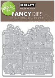 Hero Arts - Fancy Die - Neighborhood