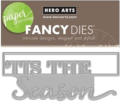 Hero Arts - Fancy Die - Cut-Out Seasons