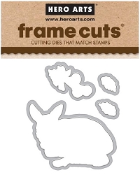 Hero Arts - Frame Cuts Die - Color Layering Fawn