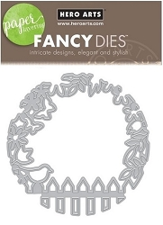 Hero Arts - Fancy Die - Garden Fancy Die
