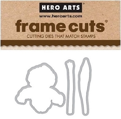 Hero Arts - Frame Cuts Die - Color Layering Iris