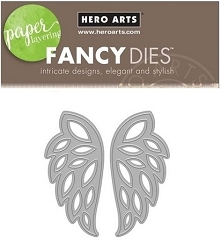 Hero Arts - Fancy Die - Fairy Wings Fancy Die