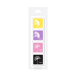 Hero Arts - Ink cube - Four Pack - Swallowtail Layering