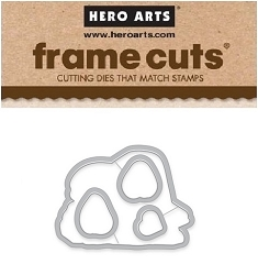 Hero Arts - Frame Cuts Die - Color Layering Waffles