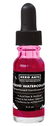 Hero Arts - Liquid Watercolor - Pink