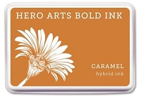 Hero Arts - Hybrid Ink Pad - Caramel :)