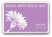 Hero Arts - Hybrid Ink Pad - Orchid :)