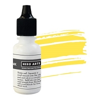 Hero Arts - Hybrid Ink Reinker - Dandelion :)