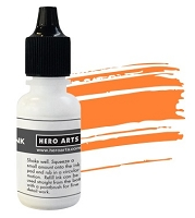 Hero Arts - Hybrid Ink Reinker - Tangerine :)