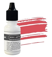 Hero Arts - Hybrid Ink Reinker - Strawberry :)