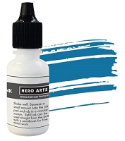 Hero Arts - Hybrid Ink Reinker - Deep Ocean