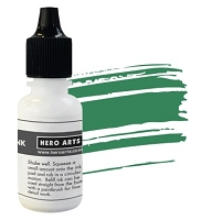 Hero Arts - Hybrid Ink Reinker - Pine :)