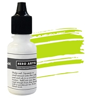 Hero Arts - Hybrid Ink Reinker - Green Apple :)