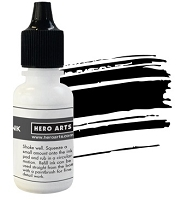 Hero Arts - Hybrid Ink Reinker - Intense Black