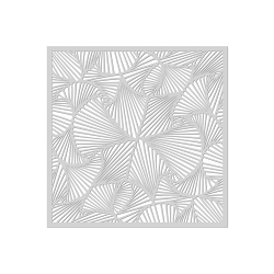 Hero Arts - Stencil - Deco Pattern Stencil