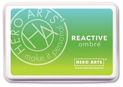 Hero Arts - Reactive Ombre Dye Ink Pad - Spring Day