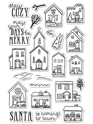 Hero Arts - Clear Stamp - Cozy Town