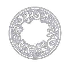 Hero Arts - Fancy Die - Snowflake Medallion Dies
