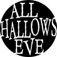 Impression Obsession Cling Mounted Rubber Stamp - Hallow's eve