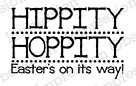 Impression Obsession - Cling Mounted Rubber Stamp - By Kalani Allred - Hippity Hoppity
