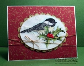 Cling Stamps by Melissa Gordon