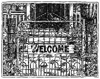 Impression Obsession - Cling Mounted Rubber Stamp - By Gary Robertson - Welcome Fall