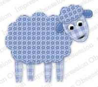 Impression Obsession - Die - Patchwork Sheep