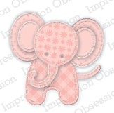 Impression Obsession - Die - Patchwork Elephant
