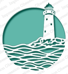 Impression Obsession - Die - Lighthouse Circle