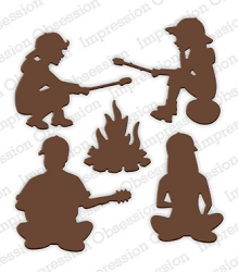 Impression Obsession - Die - Campfire Family