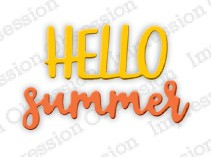 Impression Obsession - Die - Hello Summer